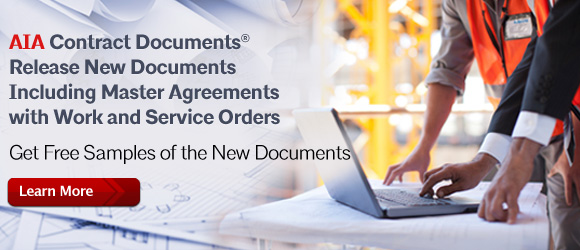 New ACD Master Agreements with Work and Service Order Documents