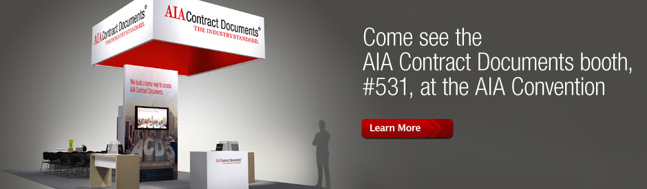 Visit ACD at the AIA Convention