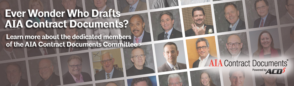 Meet the ACD Documents Committee Members