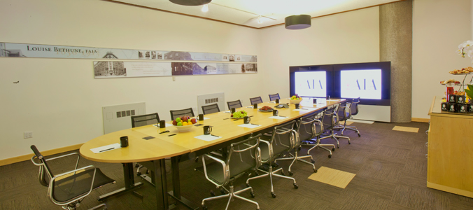 Louise Bethune Meeting Room
