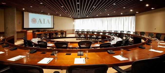 AIA Boardroom