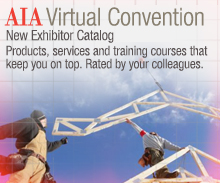 AIA Virtual Convention - Exhibit Floor